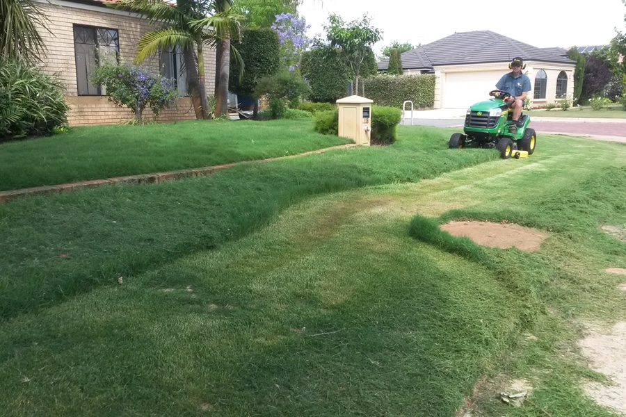Ckd Lawnmowing Perth
