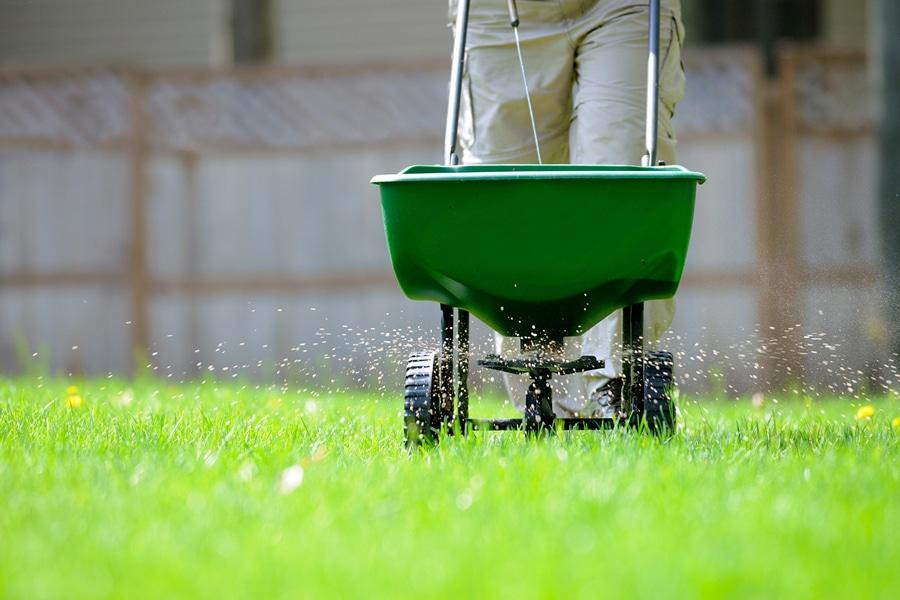 Ckd Lawn Fertilising